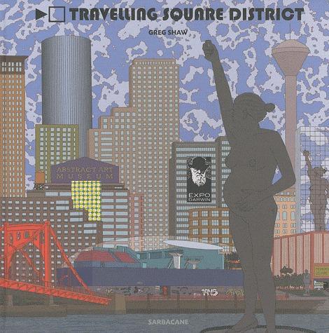 Travelling Square District édition simple
