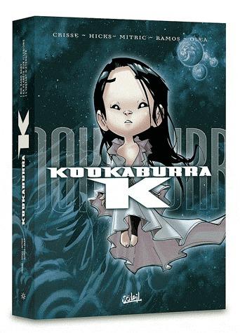 Kookaburra K édition coffret