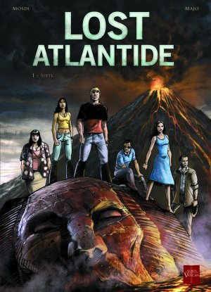 Lost Atlantide édition simple