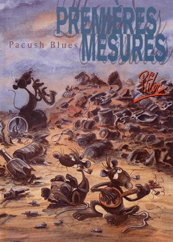 Pacush Blues édition simple 1991