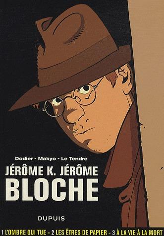 Jérôme K. Jérôme Bloche édition intégrale