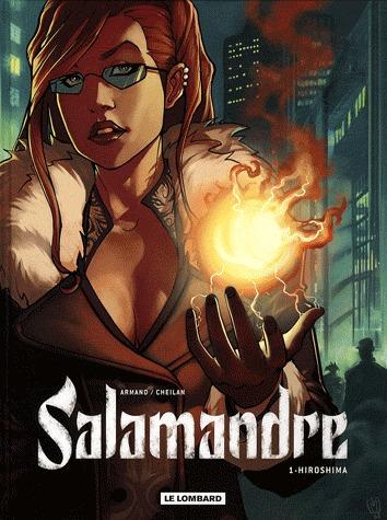 Salamandre édition simple