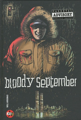 Bloody september édition simple