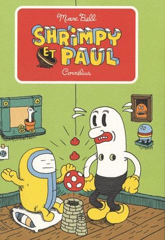 Shrimpy et Paul édition simple