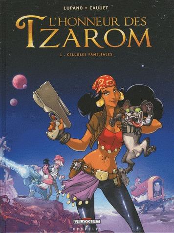 L'honneur des Tzarom édition simple