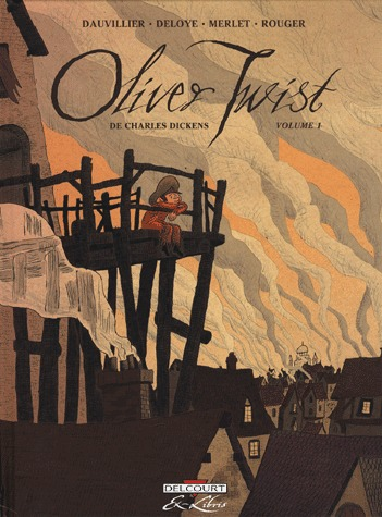 Oliver Twist, de Charles Dickens édition simple
