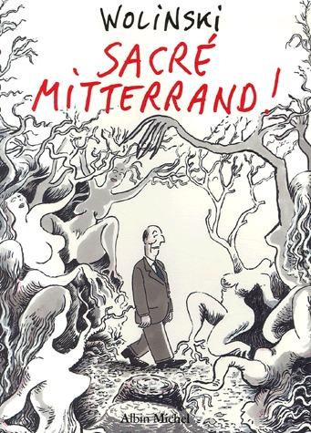 Sacré Mitterrand! édition Simple