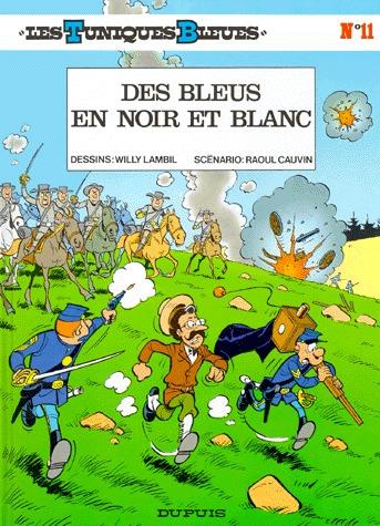 Les tuniques bleues # 11