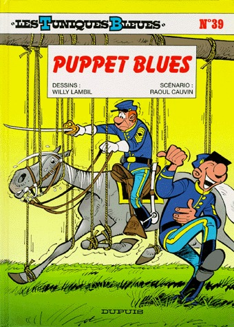 Les tuniques bleues # 39