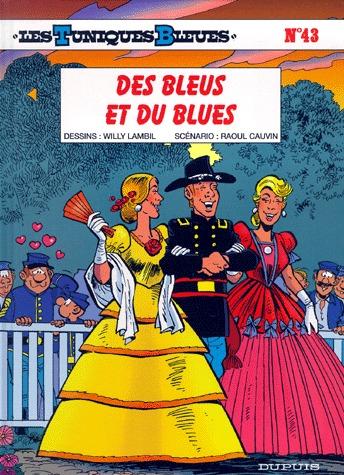 Les tuniques bleues # 43