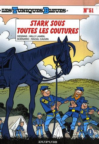 Les tuniques bleues # 51