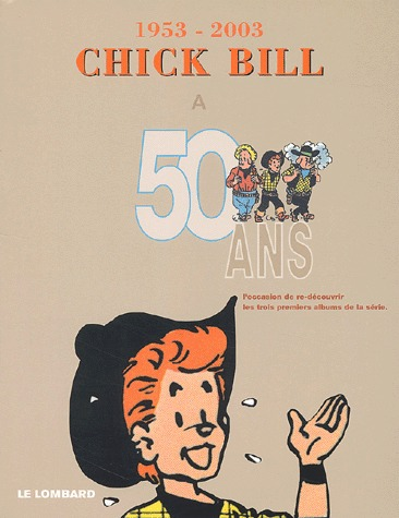 Chick Bill édition intégrale