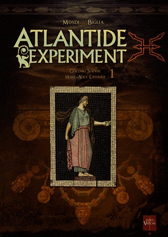 Atlantide experiment édition simple