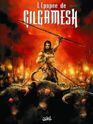 L'épopée de Gilgamesh édition simple