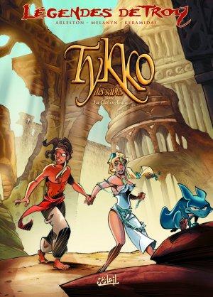 Légendes de Troy : Tykko des sables # 2 simple