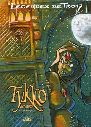 Légendes de Troy : Tykko des sables édition Noir et Blanc