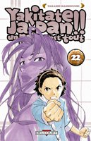 couverture, jaquette Yakitate!! Japan 22  (Delcourt Manga)