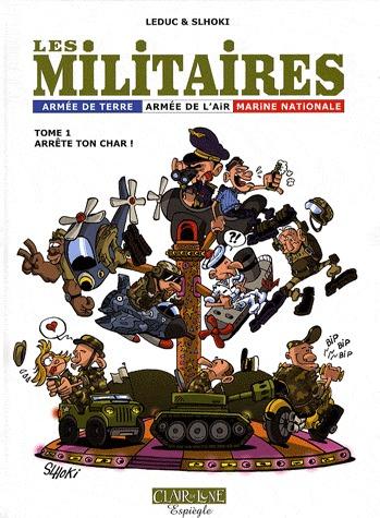 Les militaires édition simple