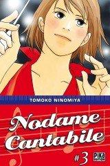 couverture, jaquette Nodame Cantabile 3  (Pika) Manga