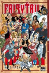 Fairy Tail # 6