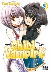 Chibi Vampire - Karin T.5