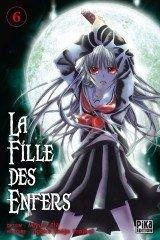 couverture, jaquette La Fille des Enfers 6  (Pika)
