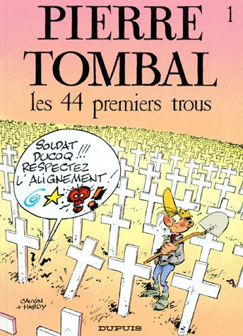 Pierre Tombal édition simple