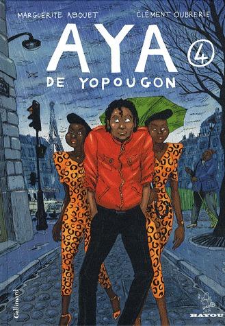 Aya de Yopougon # 4