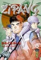 couverture, jaquette Zipang 6  (kana)