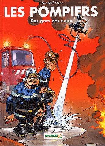Les pompiers # 1