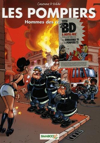 Les pompiers # 5