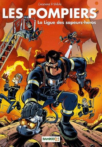 Les pompiers # 8