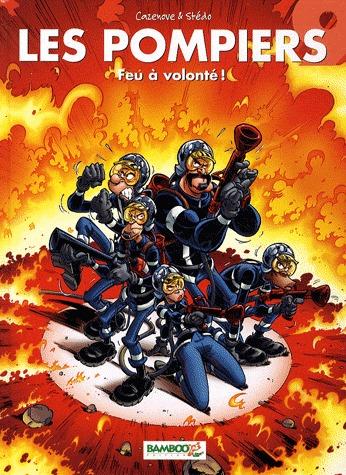 Les pompiers # 9