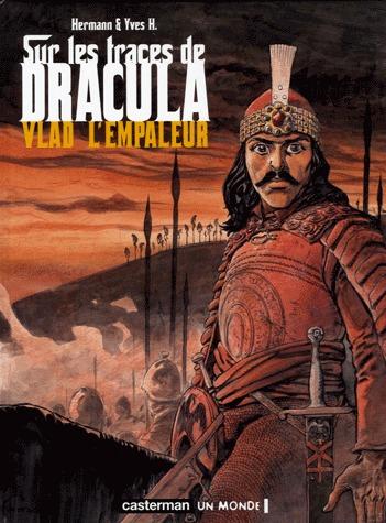 Sur les traces de Dracula édition simple