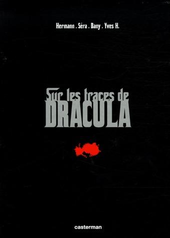 Sur les traces de Dracula édition coffret