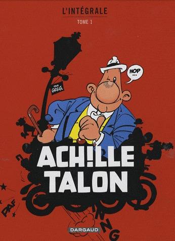 Achille Talon édition intégrale (Réédition)
