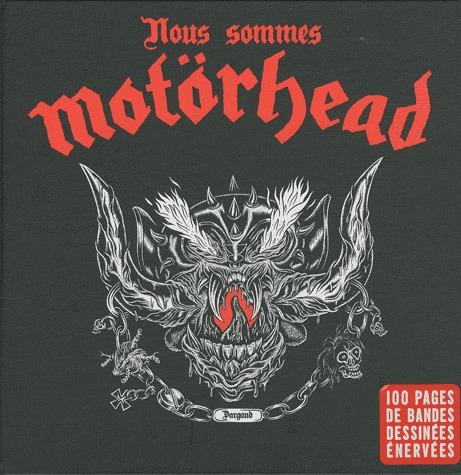 Nous sommes Motörhead édition simple