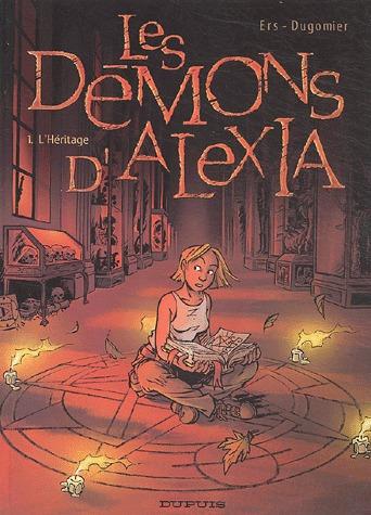 Les démons d'Alexia # 1