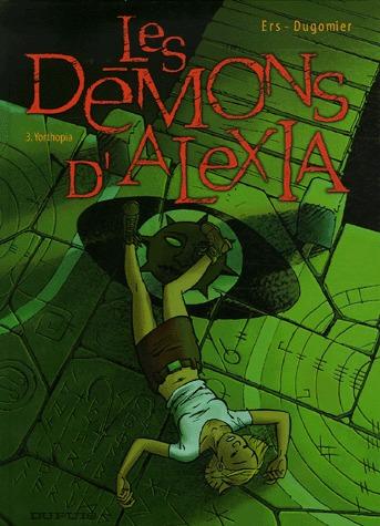 Les démons d'Alexia # 3
