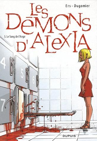 Les démons d'Alexia # 5