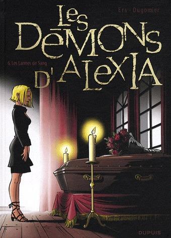 Les démons d'Alexia # 6