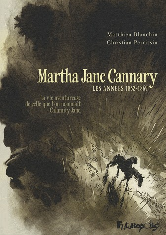 Martha Jane Cannary édition simple