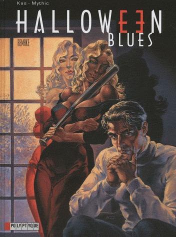 Halloween Blues # 7 simple
