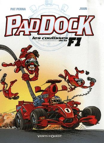 Paddock, les coulisses de la F1 édition simple