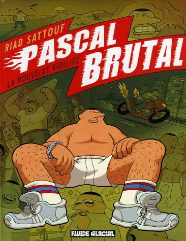 Pascal Brutal édition simple