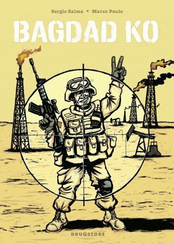 Bagdad KO édition simple