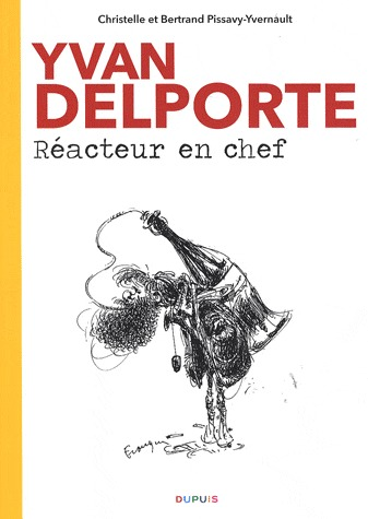 Yvan Delporte, Réacteur en chef édition simple