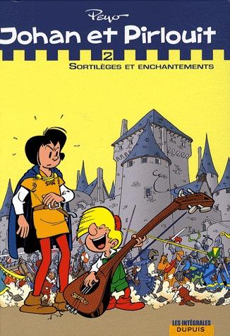 Johan et Pirlouit T.2
