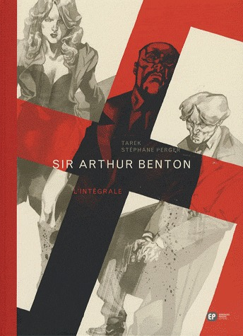 Sir Arthur Benton édition intégrale