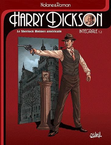 Harry Dickson # 2 intégrale